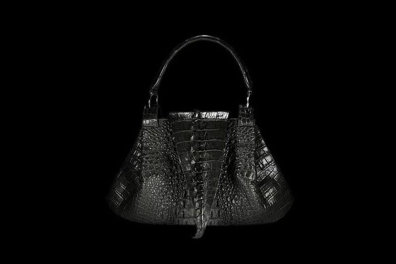 Crocodile Leather Luxury Customization by MJ